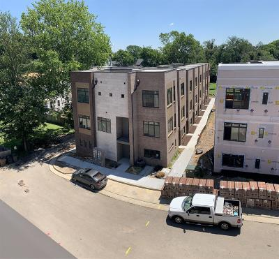Nashville Condo/Townhouse Active Under Contract: 514 Southgate Ave Lot 26