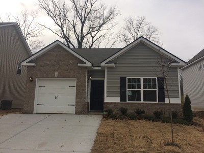 Columbia Single Family Home For Sale: 10 Burchell Lane (Lot 10)