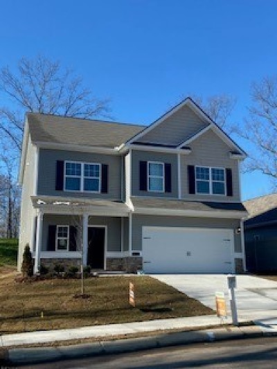 Columbia  Single Family Home For Sale: 13 Burchell Lane (Lot 13)