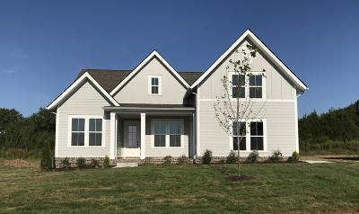 Mount Juliet Single Family Home Active Under Contract: 511 Oakvale Ln Lot 53