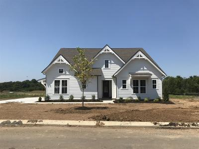 Mount Juliet Single Family Home For Sale: 512 Oakvale Ln Lot 20