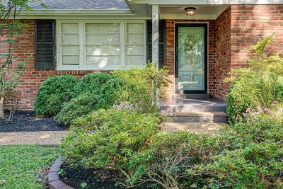Nashville Single Family Home For Sale: 6004 Post Rd