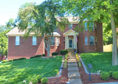 Goodlettsville Single Family Home For Sale: 408 Chickasaw Trl