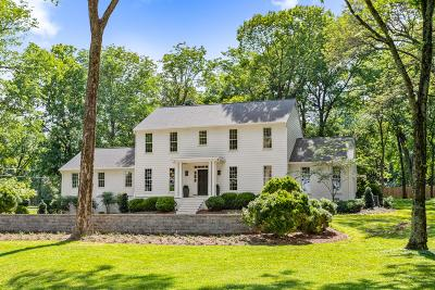 Nashville Single Family Home For Sale: 5107 Franklin Pike