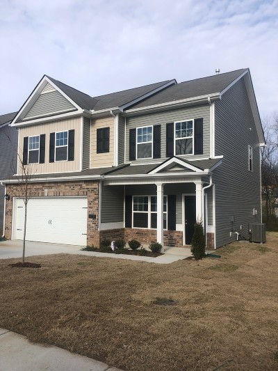 Columbia  Single Family Home For Sale: 16 Burchell Lane (Lot 16)
