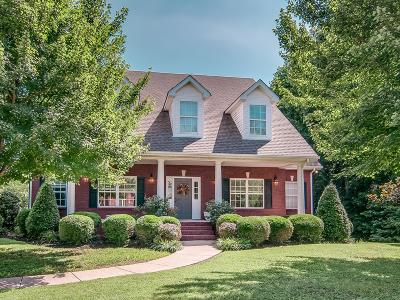 Mount Juliet Single Family Home For Sale: 1123 Brookstone Blvd