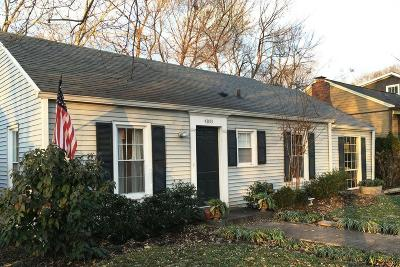 Nashville Single Family Home For Sale: 4108 Wyoming Ave