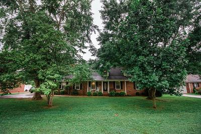 Murfreesboro Single Family Home For Sale: 623 Haynes Dr