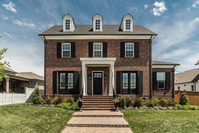 Hendersonville Single Family Home For Sale: 1544 Drakes Creek Rd
