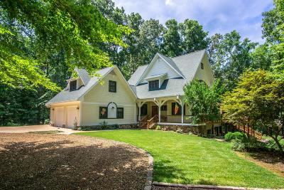 Franklin County Single Family Home For Sale: 163 Blackberry Forrest Ln