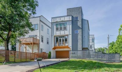 East Nashville Single Family Home Active Under Contract: 1500 Ward Ave