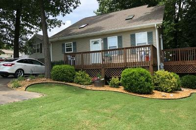 Robertson County Single Family Home Active Under Contract: 109 Brookside Pt