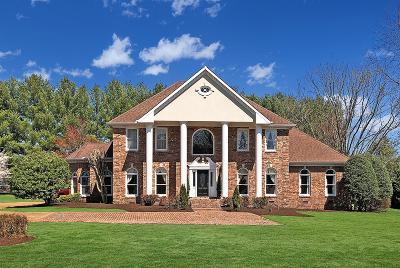 Hendersonville Single Family Home For Sale: 135 Bluegrass Dr
