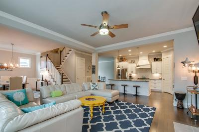 Nashville Single Family Home For Sale: 1711A Glen Echo Rd