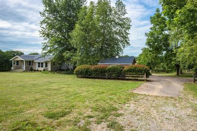 Dickson Single Family Home For Sale: 441 Eno Rd