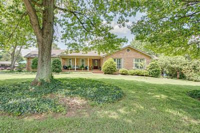 Old Hickory Single Family Home For Sale: 5214 Rustic Way