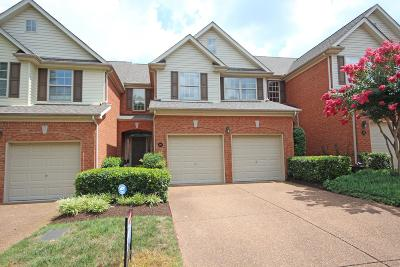 Brentwood Condo/Townhouse Active Under Contract: 641 Old Hickory Blvd Unit 128 #128