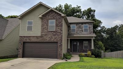 Clarksville Single Family Home Active Under Contract: 2055 Bandera Drive