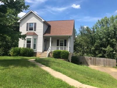 Clarksville Single Family Home For Sale: 391 Bosca Ct