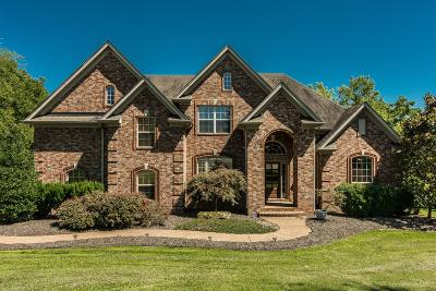 Gallatin Single Family Home For Sale: 1015 Cabriolet Ct