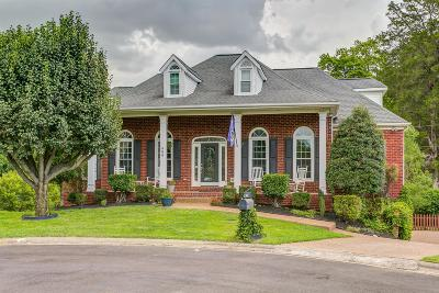 Brentwood Single Family Home For Sale: 904 McGuire Ct