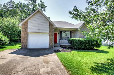Old Hickory Single Family Home Active Under Contract: 725 Charlie Gann Rd