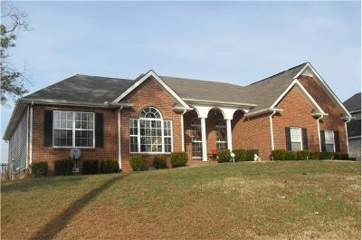 Adams Single Family Home For Sale: 3777 Trough Springs Rd.