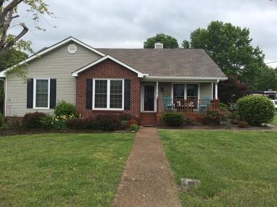 Kingston Springs Single Family Home For Sale: 347 Arrowhead Ct
