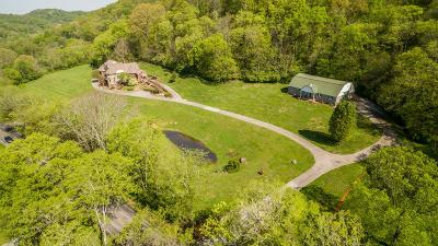 Brentwood Single Family Home Active Under Contract: 1026 Holly Tree Gap Rd