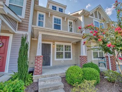 Mount Juliet TN Condo/Townhouse For Sale: $212,000