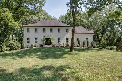 Brentwood Single Family Home Active Under Contract: 6409 Waterford Dr