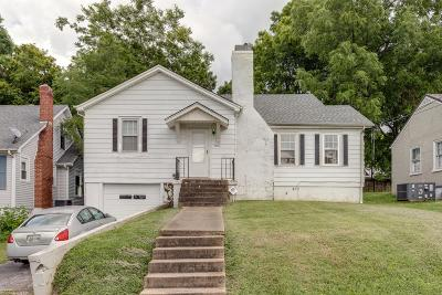 Columbia  Single Family Home Active Under Contract: 2109 Denham Ave