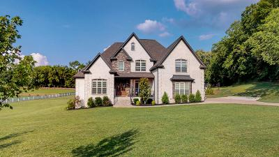 Eagleville TN Single Family Home Active Under Contract: $829,000