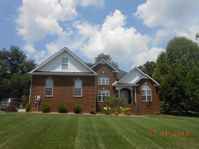 Shelbyville Single Family Home Active Under Contract: 125 Stephens Ln