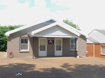 Sumner County Commercial For Sale: 114 Locust Avenue S A&b