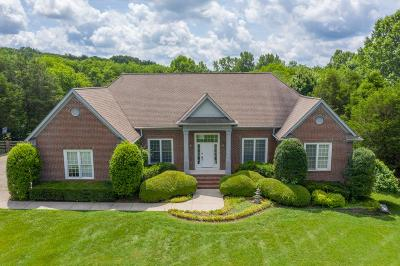 Franklin Single Family Home Active Under Contract: 4137 Jensome Ln