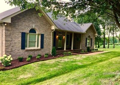 Pegram Single Family Home Active Under Contract: 6001 Riverview Dr