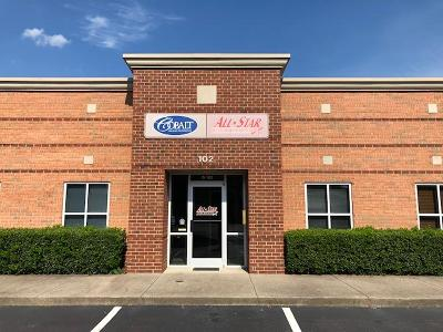 Franklin Commercial Active Under Contract: 256 Seaboard Ln Ste G102