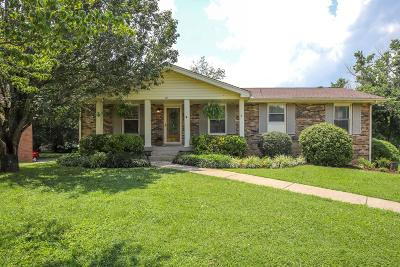Old Hickory Single Family Home Active Under Contract: 313 Blue Ridge Dr