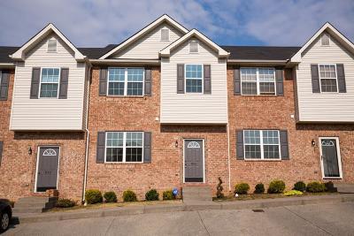 Nashville Condo/Townhouse For Sale: 914 Spence Enclave Ct