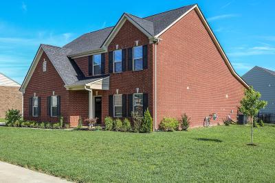 Murfreesboro Single Family Home For Sale: 1601 Oak Drive