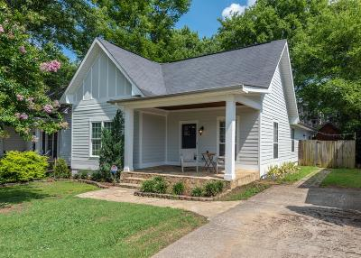Nashville Single Family Home Active Under Contract: 4606 Illinois Ave
