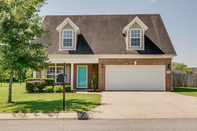 Spring Hill  Single Family Home Active Under Contract: 4041 Sequoia Trl