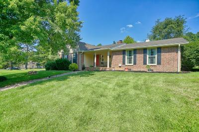 Cottontown Single Family Home Active Under Contract: 155 Circle Dr