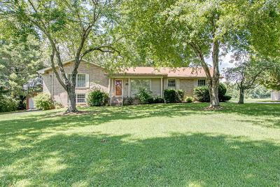 Lebanon Single Family Home Active Under Contract: 209 Young Rd