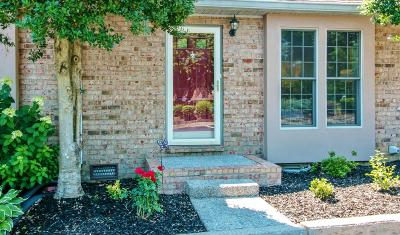 Clarksville Condo/Townhouse Active Under Contract: 2 Magnolia Sq