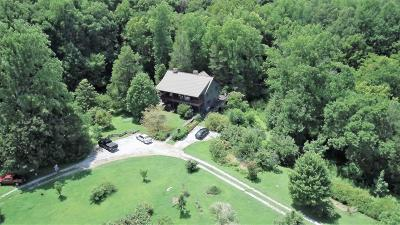 Franklin County Single Family Home For Sale: 4115 Roarks Cove Rd E