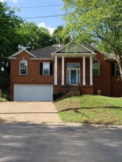 Hermitage Single Family Home For Sale: 1013 Grasshopper Ct