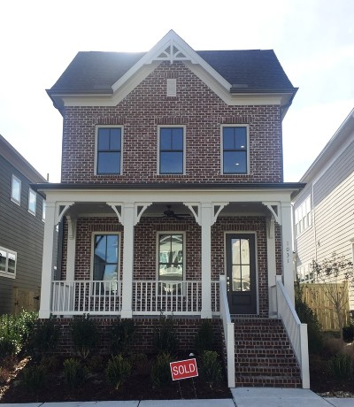 Franklin Single Family Home For Sale: 1031 Beckwith Street # 2015