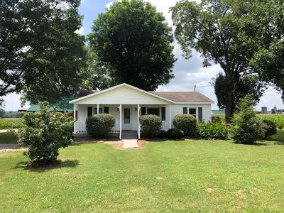 Franklin County Single Family Home Active Under Contract: 589 Indian Creek Rd
